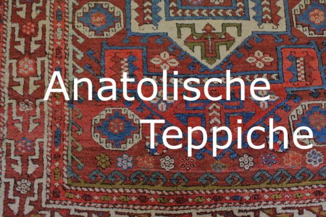 anatolische Teppiche