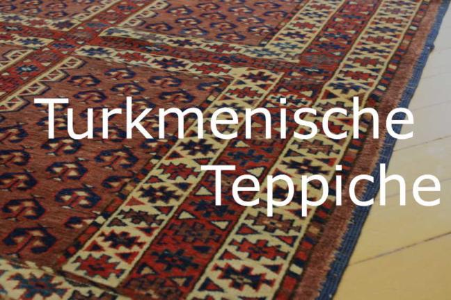 turkmenische Teppiche