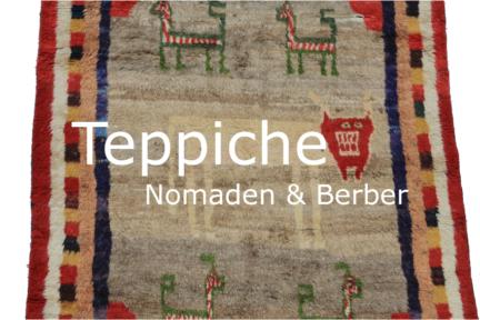 Nomaden- und Berberteppiche