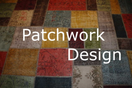 Patchwork-Design